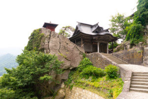Guided tour of Yamadera Temple.